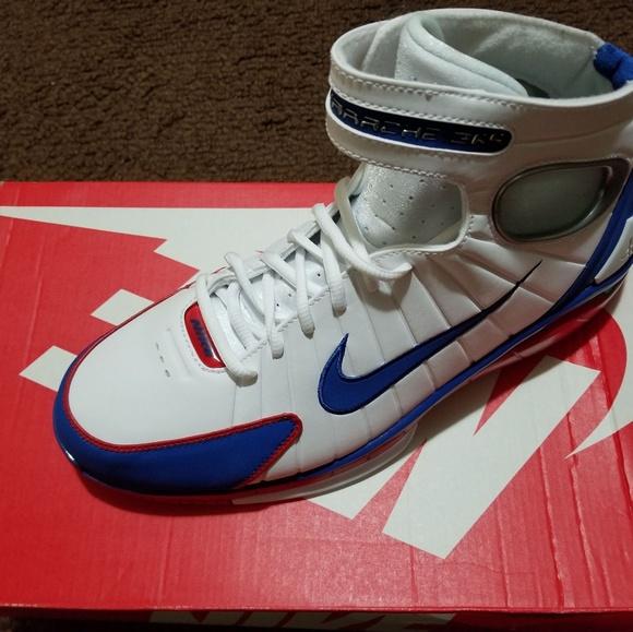 688f4828e9853 Nike Kobe Air Zoom Huarache 2k4 All Star Sz 12 46